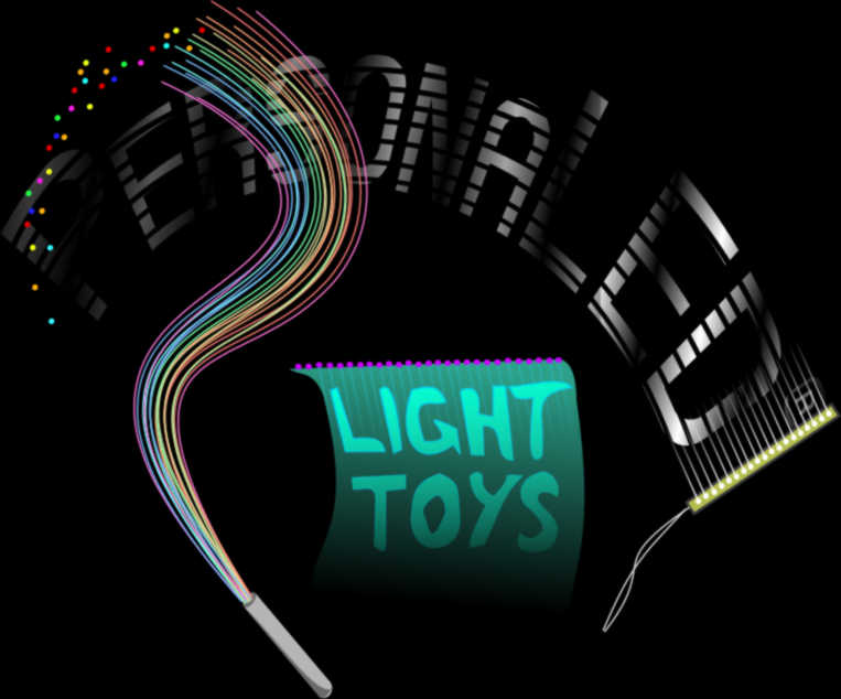 Captivating Light Toys, Dazzlingly Fun LED Toys